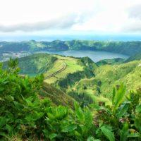 Restaurantes veganos en la Isla de Sao Miguel en Azores